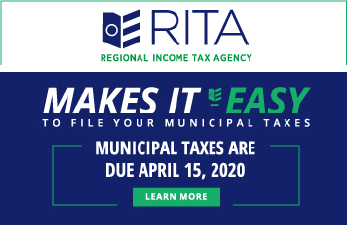 rita logo reminder to file taxes